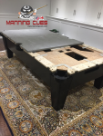 Diamond Slate Support, Wedge Leveling System and Slate