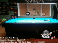 Paul's 9ft Pro Am Black PRC from New Jersey