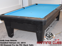 Kelly's 9ft Pro Am Black PRC from Ontario