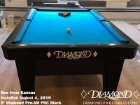 Superb Diamond Pro Am Pool Table Download Free Architecture Designs Xaembritishbridgeorg