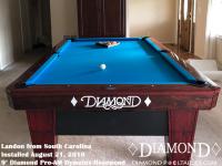 Landon's 9' Pro Am's Dymalux Rosewood from South Carolina