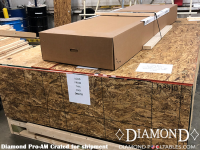 Pro-AM Table Crated for Shipment