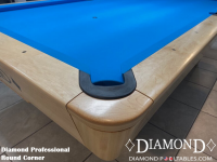 Round Corner on a Diamond Professional