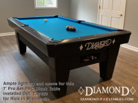 DIAMOND 7' PRO-AM PRC BLACK - RYAN FROM ILLINOIS - INSTALLED OCT 2, 2020