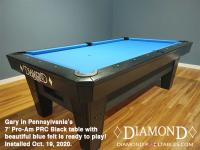 DIAMOND 7' PRO-AM PRC BLACK - GARY FROM PENNSYLVANIA - INSTALLED OCTOBER 19, 2020