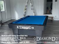 DIAMOND 7' PRO-AM PRC BLACK - SEAN FROM ONTARIO - INSTALLED SEPT 9, 2021