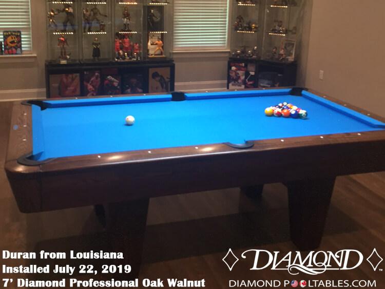 Super Diamond Professional Pool Table Home Interior And Landscaping Ponolsignezvosmurscom