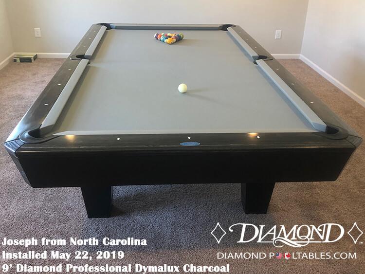 Wondrous Diamond Professional Pool Table Home Interior And Landscaping Ponolsignezvosmurscom