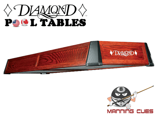 Diamond Professional LED Table Light - 9 Foot