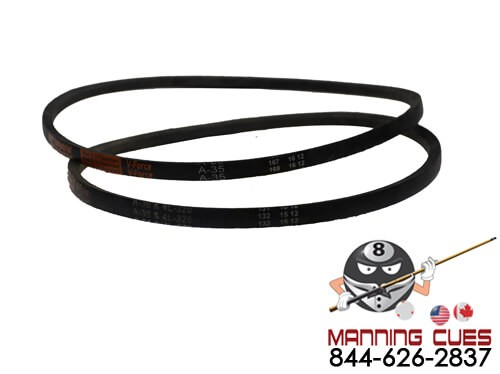 Diamond Ball Polisher Replacement Belts