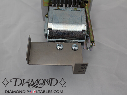 Diamond R9 Coin Mech Bracket