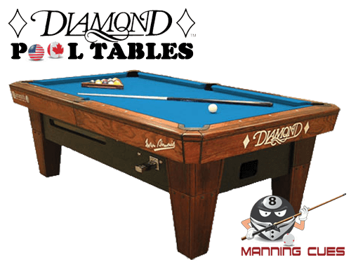 Diamond Smart Pool Table